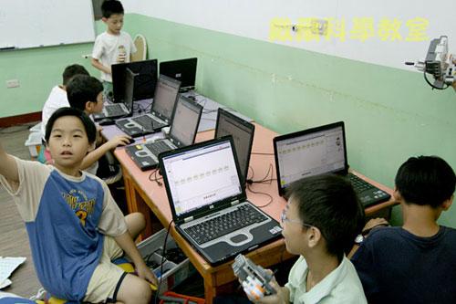 板橋機器人教室