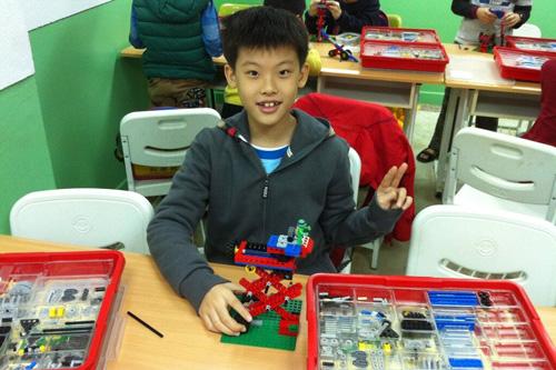 樂高ev3機器人教室